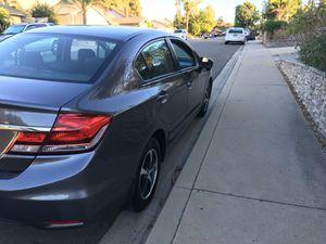 2015 Honda Civic SE for Sale in San Diego, CA