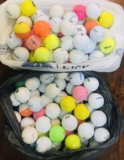 Golf Balls, 11 Dozen for Sale in Lawrenceville,  GA