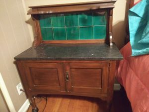 Antique cabinet for Sale in Kansas City, MO