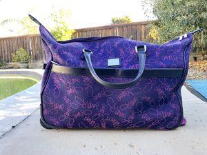 DVF (diane von furstenberg) carry on, over night bag for Sale in Moreno Valley, CA
