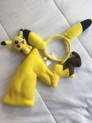 Pikachu plush for Sale in Los Angeles, CA