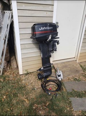 Late 90's 25hp Johnson for Sale in Hillcrest Heights, MD