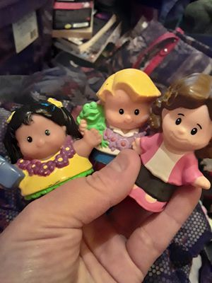 Fisher price lil people for Sale in Akron, OH