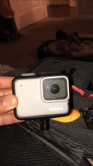 GoPro 7 silver for Sale in Mint Hill, NC