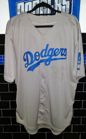 Old Dodger Jersey in size XL $15... No low offers ( NOT FREE ) for Sale in Downey, CA