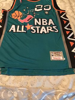 New Jordan Throwback All Star Basketball Jersey's for Sale in Philadelphia,  PA