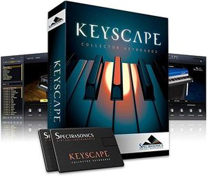 Spectrasonics Keyscape. Virtual Instrument Software (WINDOWS ONLY). Fast Delivery for Sale in Los Angeles, CA