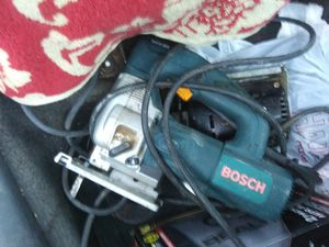 Bosch sabre saw for Sale in Oklahoma City, OK