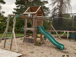 Outdoor play equipment to fit your yard and your budget for Sale in Hinckley, OH