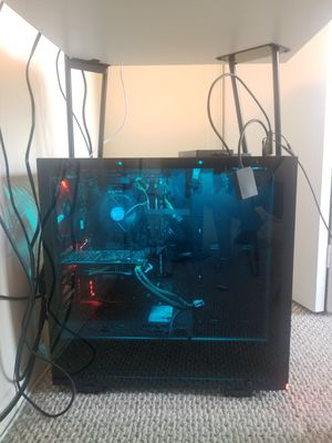 Ibuypower complete gaming setup for Sale in Los Angeles, CA