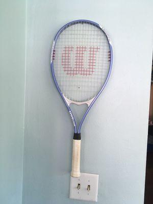 Wilson tennis racket for Sale in Belleair, FL