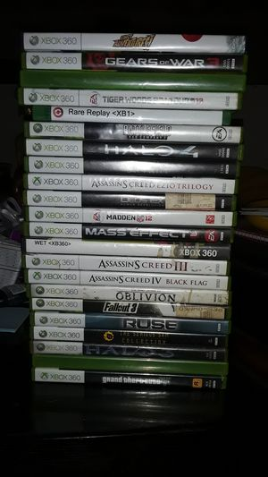 Xbox 360 games for Sale in Largo, FL