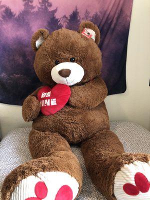 Jumbo Stuffed Animal Bear for Sale in Hercules, CA