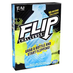 Flip Challenge Game Grab A Bottle & Start Flipping! Hasbro, Ages 7+ for Sale in New Port Richey, FL