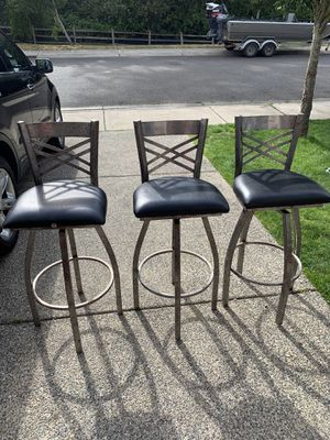 Old Bar stool Chairs for Sale in Tacoma, WA