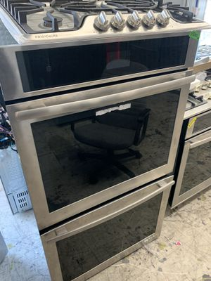 Jennair double oven in stainless steel new for Sale in West Covina, CA