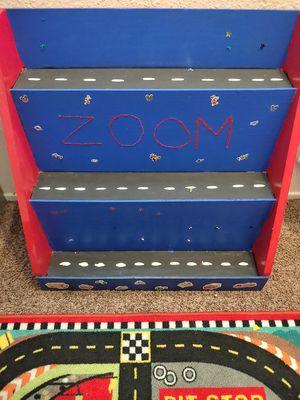 Shelf for kids toys for Sale in Clovis, CA