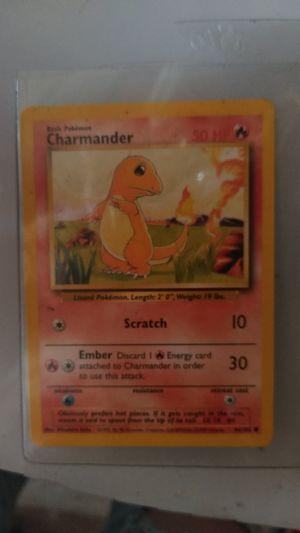 Pokemon Charmander card for Sale in Lake Wales, FL