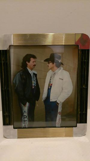 Richard and Kyle Pretty Framed Photo for Sale in North Chesterfield, VA