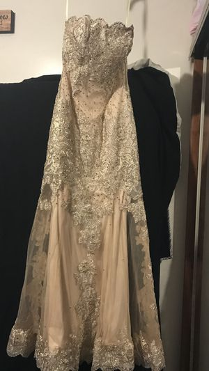 Formal or Prom long dress size small for Sale in Miami, FL