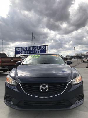 2016 Mazda Mazda 6 I-SPORT for Sale in Tulsa, OK