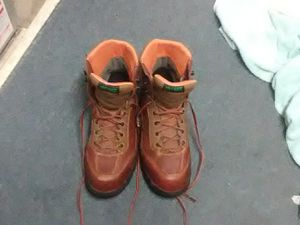 Work boots steel toed for Sale in Ambridge, PA