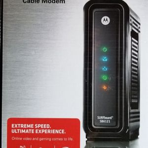 Motorola Cable Modem for Sale in Fremont, CA