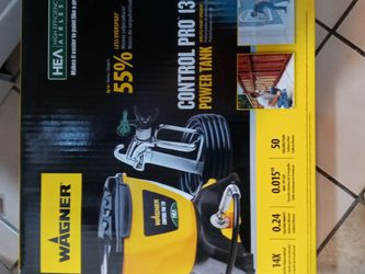 Wagner Control Pro° 130 (HEA) Power Tank Airless Paint. Sprayer for Sale in Los Angeles,  CA