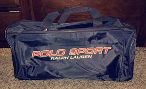 Polo Sport Ralph Lauren Gym Duffle Bag for Sale in Goldsboro, PA