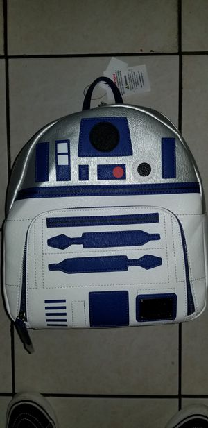 Disney loungefly R2D2 backpack for Sale in Chino, CA
