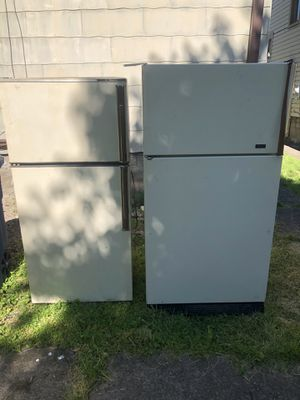 Two Working Refrigerators Low price appliance for Sale in Columbus, OH