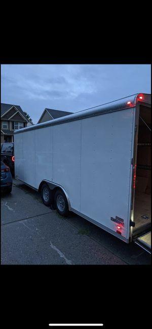 20x8.5 2020 Cargo Trailer / Car Hauler for Sale in Braselton, GA