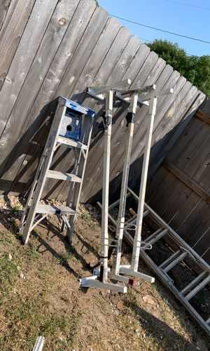 Ladder rack for Sale in Dallas, TX