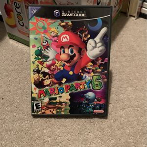 Mario Party 6 Game Cube for Sale in Edison, NJ