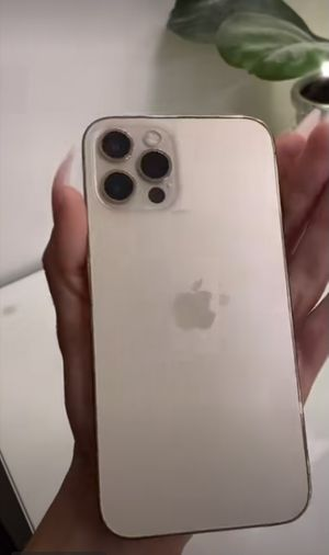 iPhone 12 pro gold ONLY SHIPPING for Sale in Los Angeles, CA