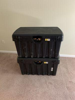 2 Contico Pro Tuff boxes (great tool box) for Sale in University, VA