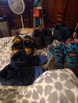 Nike Size 12   $20 Each for Sale in Goddard, KS