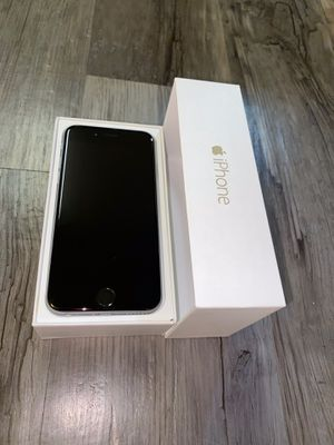 iPhone 6S factory unlocked for AT&T T-Mobile metro cricket Verizon Sprint boost/worldwide FIRM@150$ for Sale in Las Vegas, NV