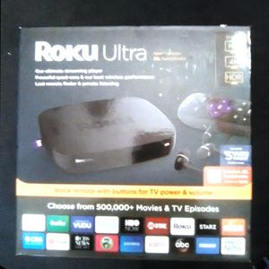 Brand new, unopened ROKU Ultra for Sale in Edgewater Park, NJ