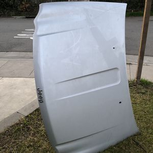 HOOD For Jeep Grand Cherokee 2005-2010 OEM Aluminum for Sale in North Highlands, CA