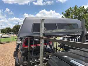 04-08 F150 camper shell 8' bed for Sale in Houston, TX