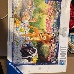 1000 Bambi puzzle for Sale in National City,  CA