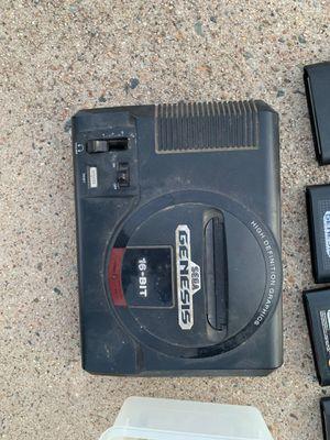 Vintage Sega genesis with 16 games for Sale in San Diego, CA