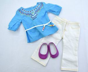 American girl doll Saige outfit for Sale in Richmond, TX