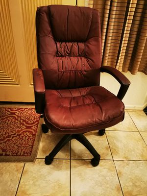Red office chair $20. for Sale in Avondale, AZ