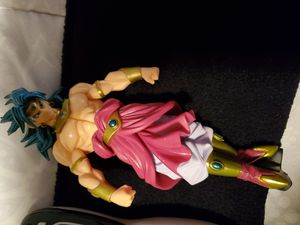 Dragon ball Z Broly collectable toy$30 for Sale in Phoenix, AZ