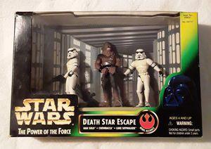 Star Wars Death Star Escape POTF Action Figures for Sale in Phoenix, AZ