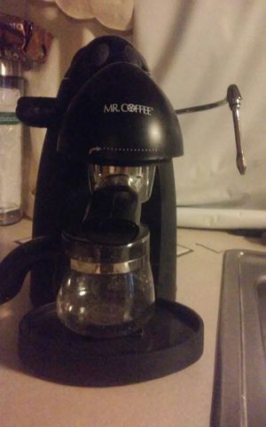 Mr. Coffee Espresso maker for Sale in Modesto, CA