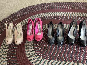 Heels, pumps, platforms for Sale in Chicago, IL