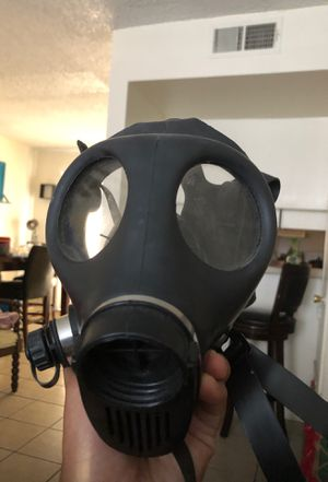 Like new gas mask! Gotta go for Sale in San Antonio, TX